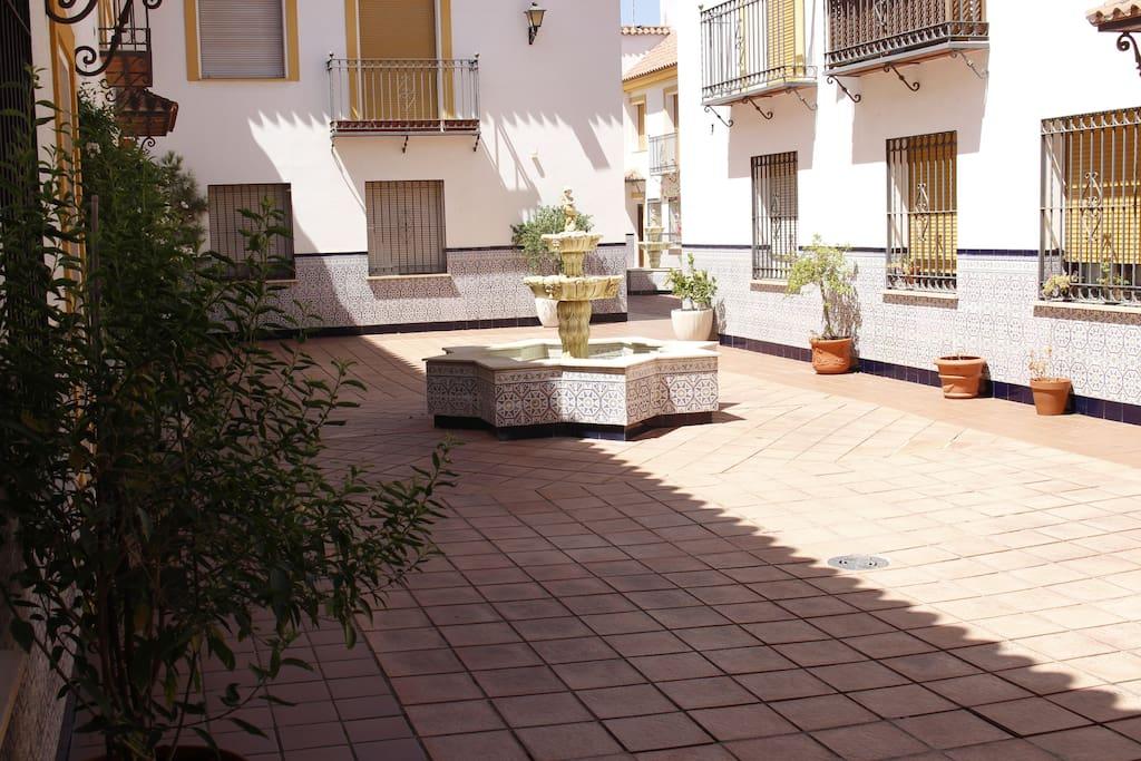 Acogedora en el corazon de cordoba casas en alquiler en - Inmobiliarias en cordoba espana ...