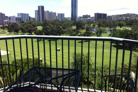 Cozy 2 Bedroom Condo with parking - Honolulu - Wohnung