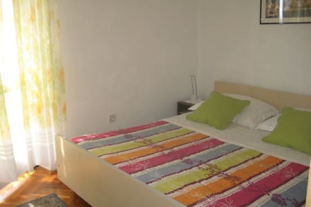 Cosy Sea view room with private  balcony - Hvar - Bed & Breakfast
