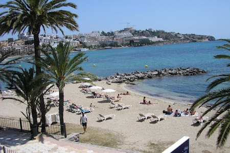 NICE APARTMENT FRONT TO SEA - Ibiza