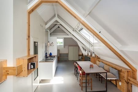 hystorical design loft in Rotterdam - Rotterdam