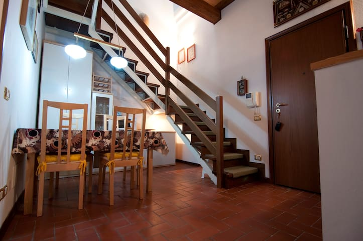 Old Mill - Lux Glam Romantic Apartm - San Giovanni In Persiceto - Huoneisto