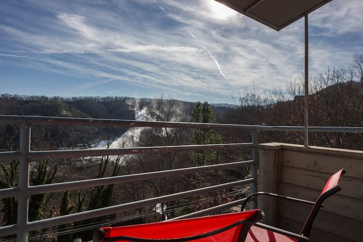 Heavenly Views ,Pool,Hot Tub,WIFI - Gatlinburg - Wohnung