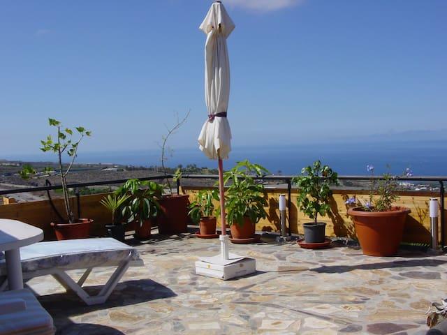 Finca- Studio- grandiosem Ausblick - Piedra Hincada