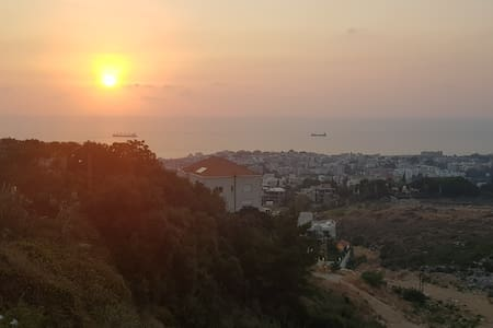 Batroun Sunset Home