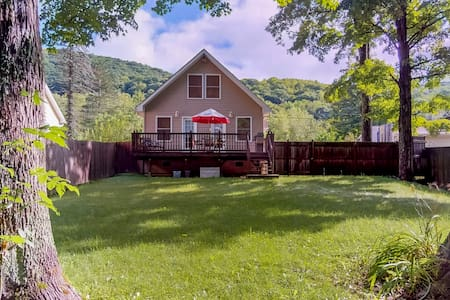 Beautiful BelleHouse - Creekside in the Catskills