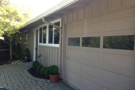 Lovely House in Pacific Grove (Long term rental)