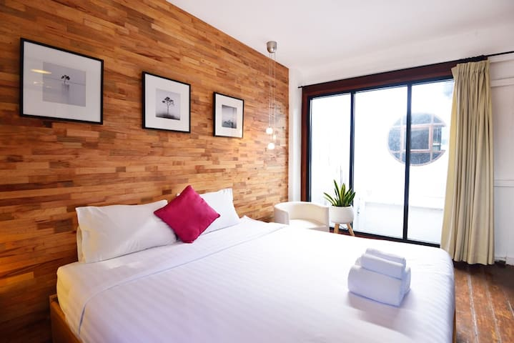 Rommanee Boutique Bedroom @ Phuket4 - Phuket - Casa