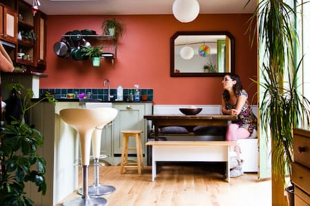 Entire Flat - in Gorgeous New Quiet Eco-Build