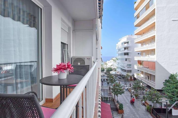 Apartamento Marbella Playa Beach Centro 3 dorms