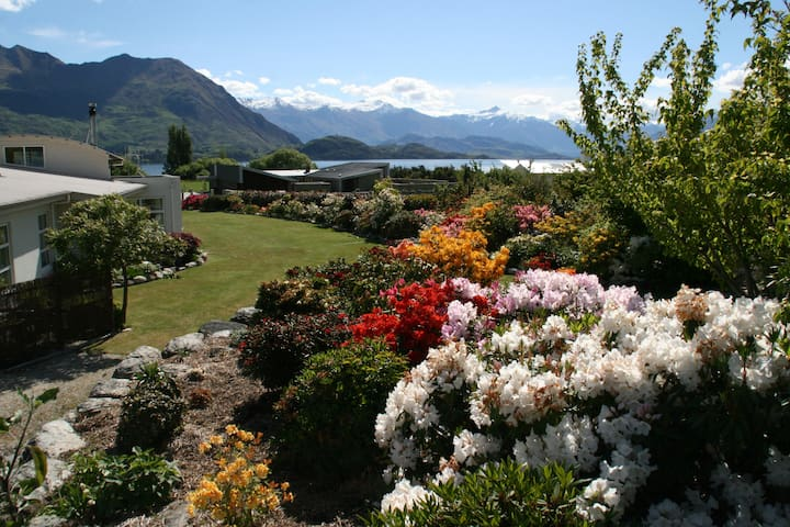 Studio Apartment on Beacon Point  - Wanaka - Huoneisto
