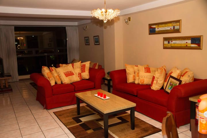 Cozy & great location apartment in the hotel zone. - Guatemala - Appartement