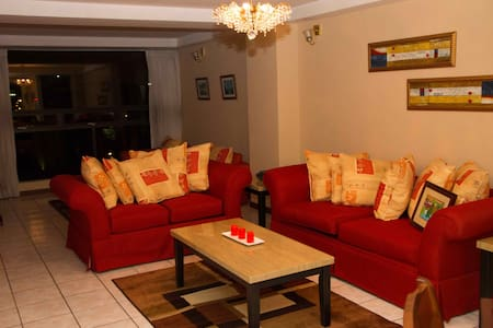 Cozy & great location apartment in the hotel zone. - Guatemala