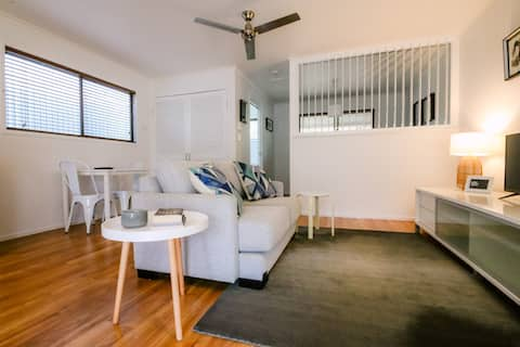 Coral Tree Cottage, in the Noosa Hinterland