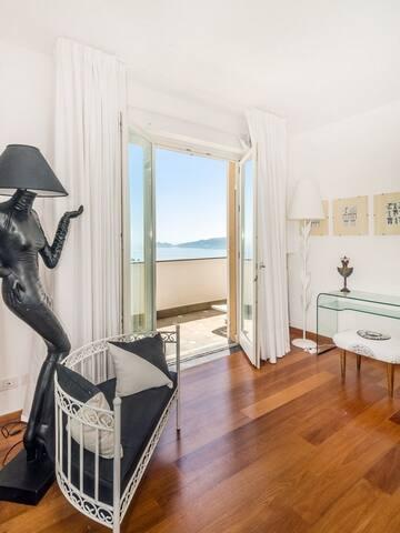 Four Bedroom House - Zoagli - Villa