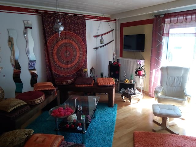 Large extraordinaire room in Reutlingen