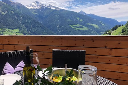 "Charming Holiday Home ""Fewo Bergpanorama Obertalerhof"" with Mountain View, Balcony, Garden & WiFi; Parking Available, Pets Allowed"