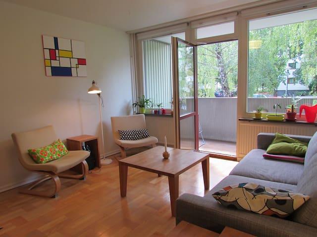 Comfortable apartment in Stockholm - Solna - Apartment