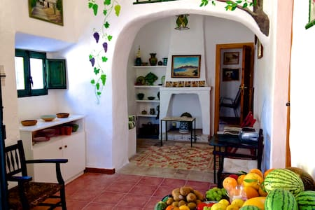 Apartment in Traditional Cortijo - Almería