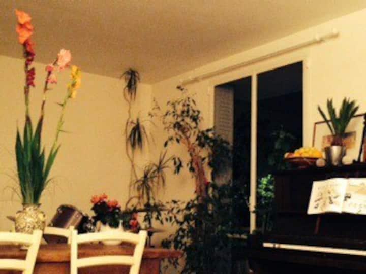 Appartement paisible et pratique