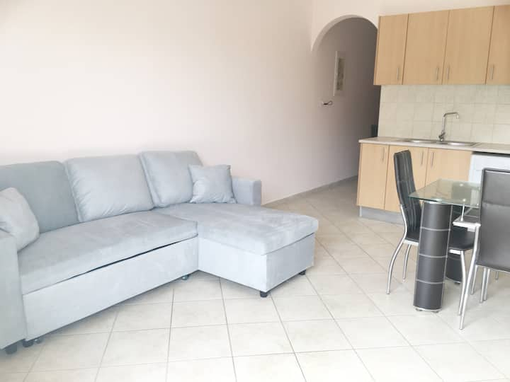 Cosy and Spacious Central Apartment - Lefki