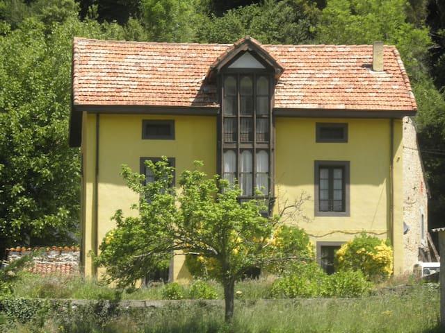 CASA ENTRE EL MAR Y LA MONTAÑA - Asturias - Haus