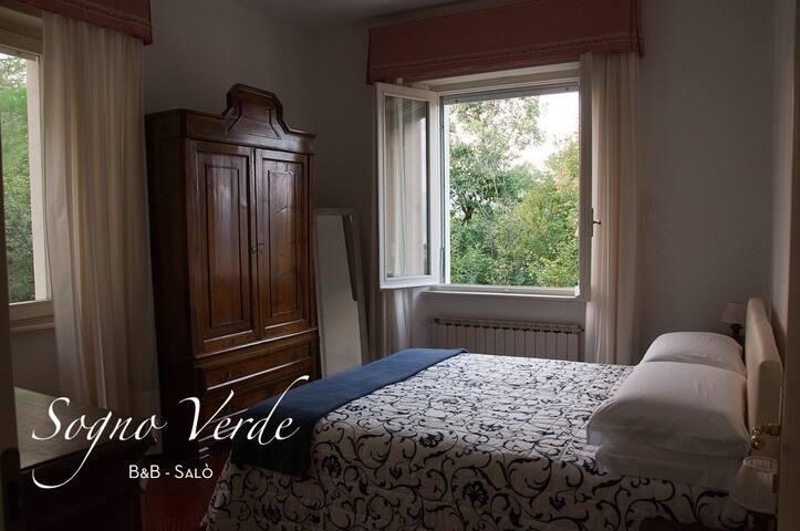 B&B Sogno Verde Salò - Room #2 (Amore) - Salò - Bed & Breakfast