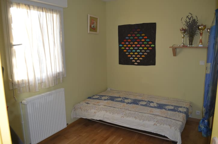 Private room in a nice House  - Grentheville - Casa