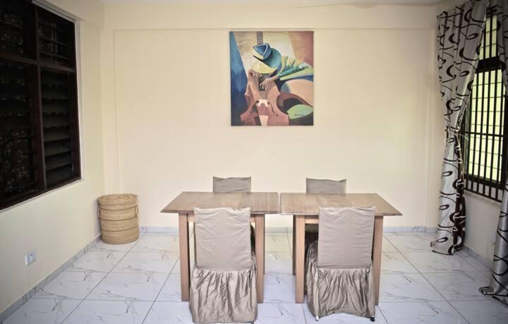 4-bedroom premium apartment in Cape Coast