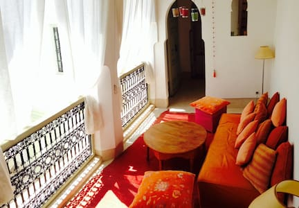 "Riad Ibo ""IFE room""+breakfast+wifi - Marrakesh - Penzion (B&B)"