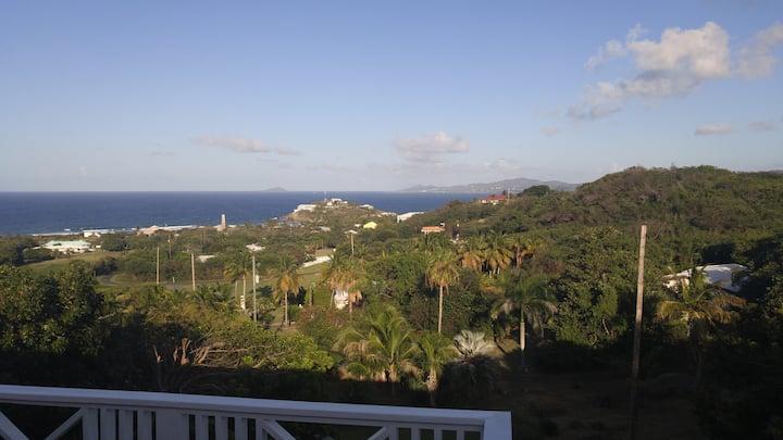 Breathtaking views from Sí Querida