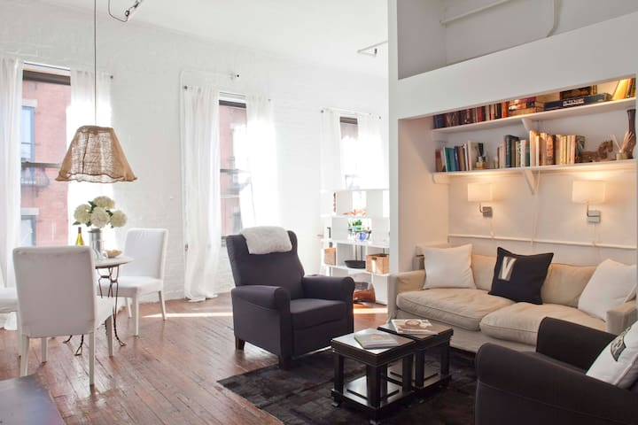 Soho Studio Loft!  READ OUR REVIEWS! - Nueva York - Loft