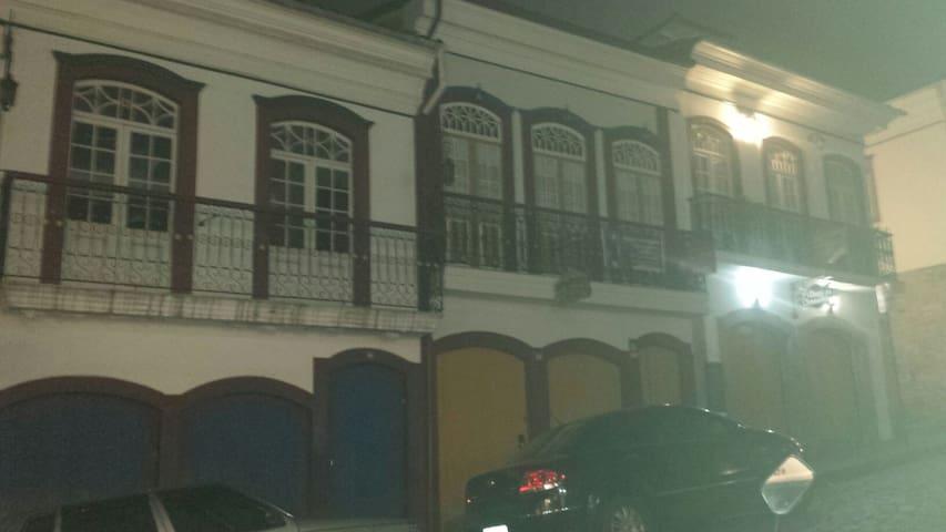 Dois quartos,com uma vista incrível - Ouro Preto - Appartement