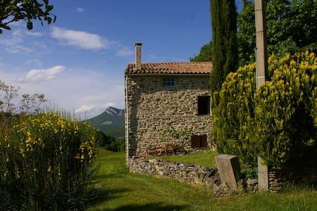 maison de pays en pierre - Félines-sur-Rimandoule