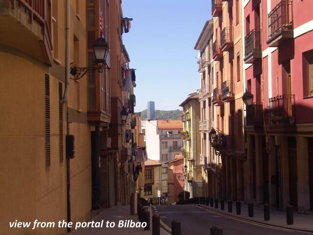 Apartamento  para una pareja - Bilbao - Byt