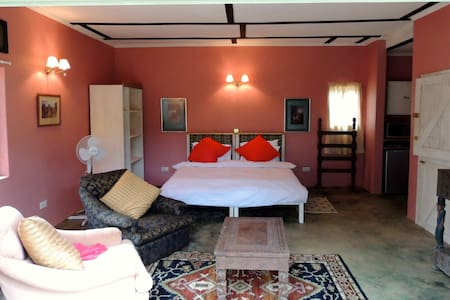 Sarek Creek B&B - Apt 1 - Lusaka - Szoba reggelivel