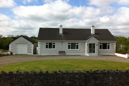 Spacious Private Quarters, Sligo - Ballinacarrow - Hus