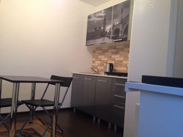 Новая квартира
