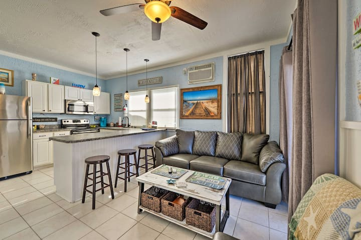 Remodeled Beach Condo, 5 Minutes to Atlantic City!