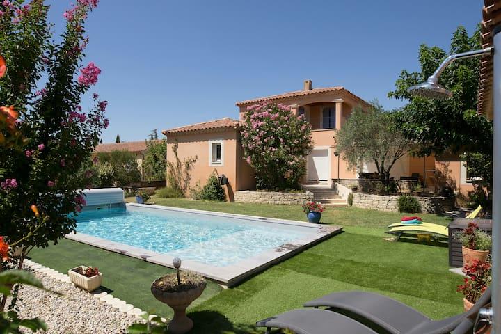 Chambre privée en Provence ( n°2)
