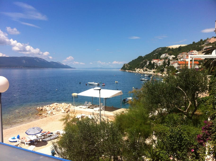 Sun, sea and swimming - perfect sun holiday in Croatia