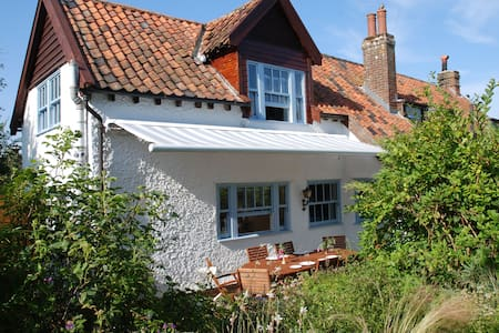 Romantic retreat, magical garden - Blythburgh - Apartmen