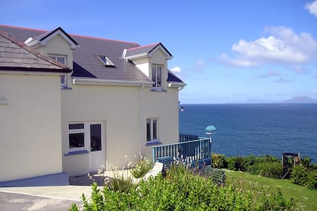 Dolphin Watch Self Catering House - Letterfrack - Casa