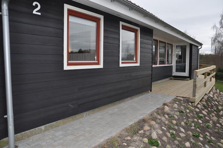 Beautiful and idyllic cottage  - Allingåbro - Casa