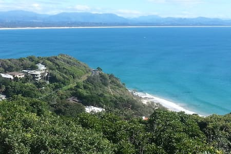 Awesome Views of Wategos Beach - Byron Bay