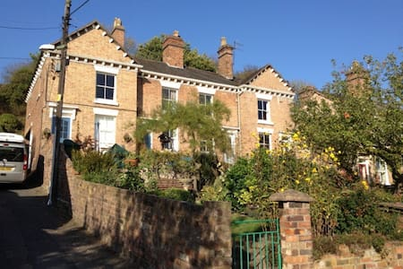 Fabulous spot in Ironbridge - Ironbridge - Casa