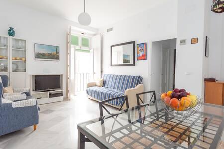 Apartamento de diseño ciudad/playa - Cádiz - Lakás
