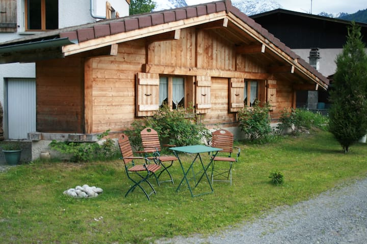 Independant house in chamony valley - Les Houches - House