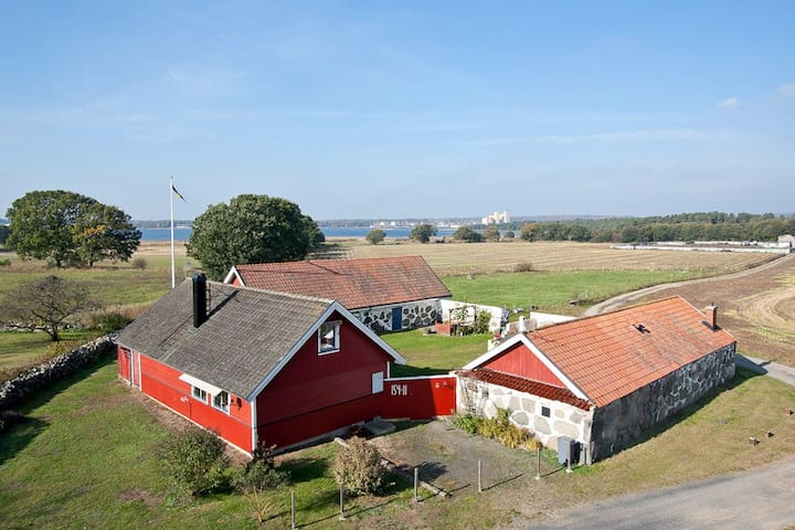 Charming country guestloft by sea - Sölvesborg - Podkroví