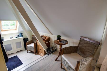 Gezellige familiekamer de Terpkamer - Ferwert - Penzion (B&B)